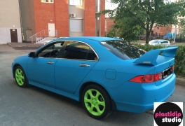 Диски Lime Green plastidip