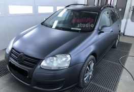 VW Golf Black Graphite  plastidip